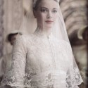 grace-kelly-bride-drop-veil