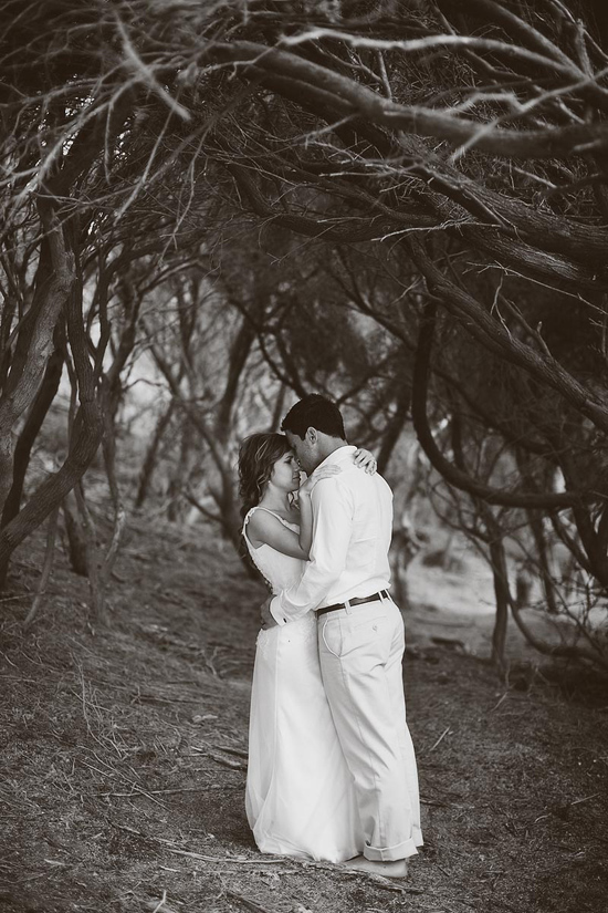 margaret river beach wedding023 Taryn & Daniels Margaret River Beach Wedding