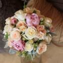 All things vintage the quintessential Flos Florum Bridal bouquet