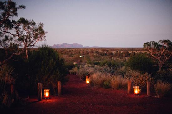 sunrise uluru wedding003 Charntelle and Michaels Sunrise Uluru Wedding