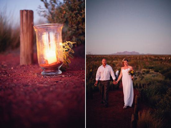 sunrise uluru wedding004 Charntelle and Michaels Sunrise Uluru Wedding