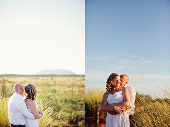 sunrise uluru wedding024 Charntelle and Michaels Sunrise Uluru Wedding