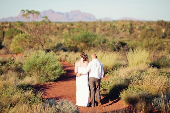 sunrise uluru wedding025 Charntelle and Michaels Sunrise Uluru Wedding