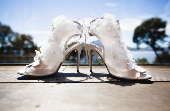 tasmanian real wedding001 Milly & James Tasmanian New Years Eve Wedding