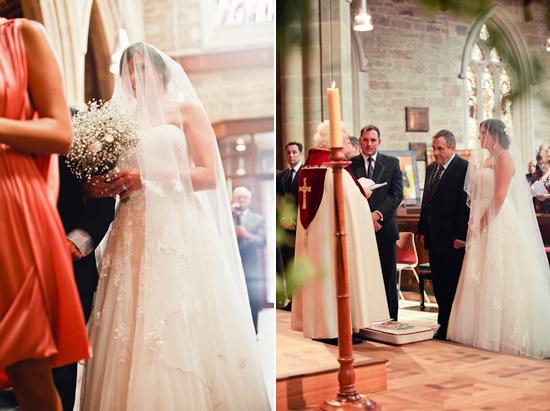 tasmanian real wedding015 Milly & James Tasmanian New Years Eve Wedding