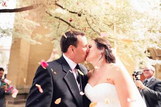 tasmanian real wedding022 Milly & James Tasmanian New Years Eve Wedding