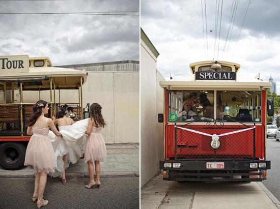 whimsical fremantle wedding001 Lisa and Shauns Whimsical Fremantle Wedding