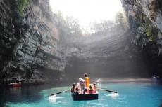 Melissani Cave blog
