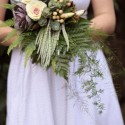 Winter Wedding Blooms