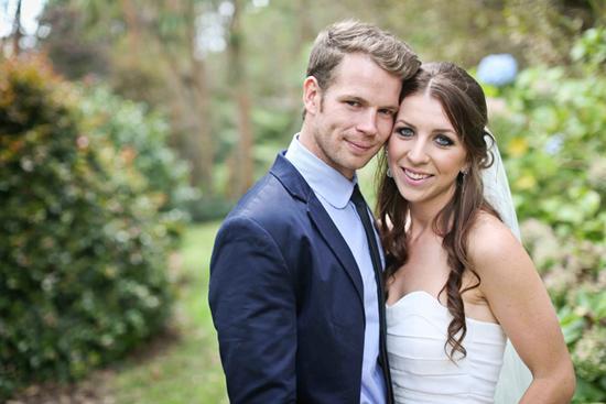 new zealand garden wedding010 Lauren & Bryns New Zealand Garden Wedding