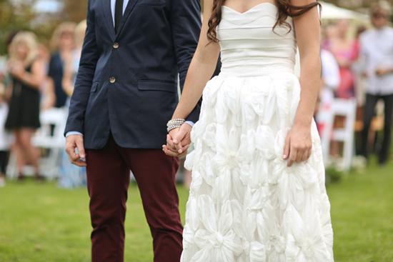 new zealand garden wedding014 Lauren & Bryns New Zealand Garden Wedding