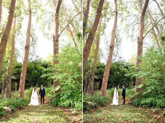 new zealand garden wedding015 Lauren & Bryns New Zealand Garden Wedding