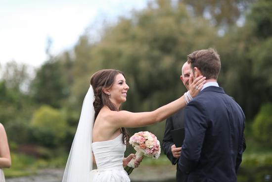 new zealand garden wedding020 Lauren & Bryns New Zealand Garden Wedding