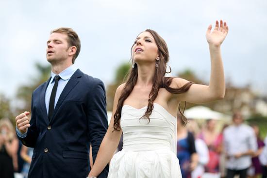 new zealand garden wedding023 Lauren & Bryns New Zealand Garden Wedding