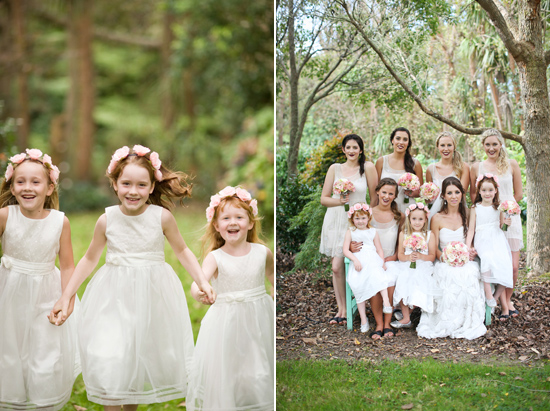 new zealand garden wedding024 Lauren & Bryns New Zealand Garden Wedding
