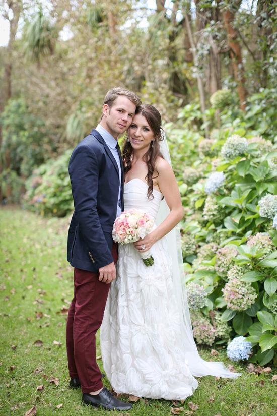 new zealand garden wedding028 Lauren & Bryns New Zealand Garden Wedding