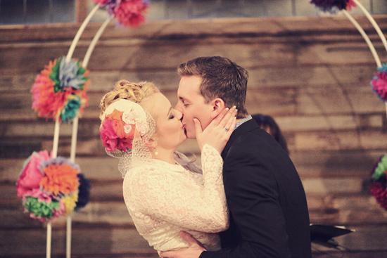 rustic rainbow wedding029 Linda and Lukes Rustic Rainbow Wedding