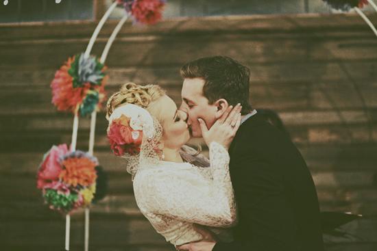 rustic rainbow wedding031 Linda and Lukes Rustic Rainbow Wedding