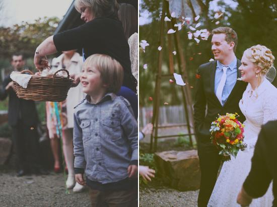rustic rainbow wedding034 Linda and Lukes Rustic Rainbow Wedding