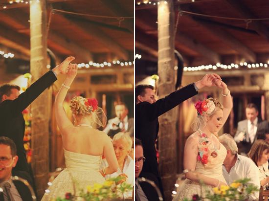 rustic rainbow wedding046 Linda and Lukes Rustic Rainbow Wedding