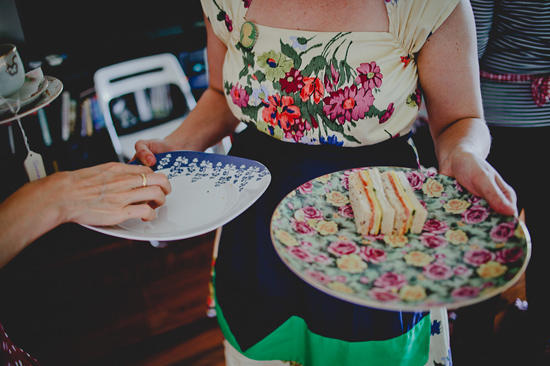 vintage hens party inspiration016 Australian Vintage 50s Pre Wedding Party