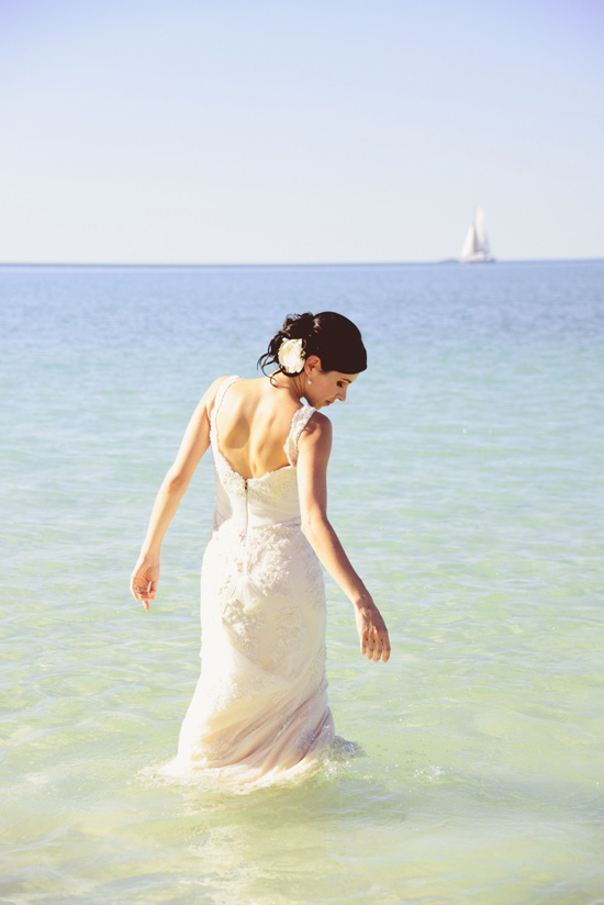 whistundays destination wedding location0081 Water & The Wedding Dress On The Whitsunday Islands