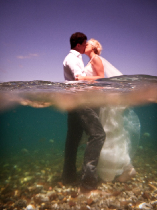 whistundays destination wedding location020 Water & The Wedding Dress On The Whitsunday Islands