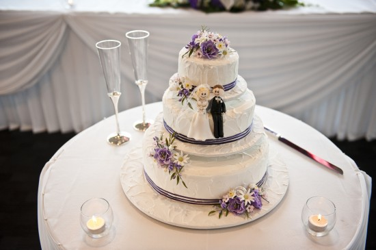0673 Kathryn and Phill 550x365 Top Ten Wedding Cakes