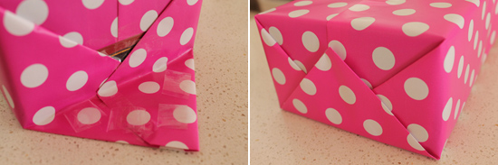 DIY Paper Ribbon004 DIY Paper Ribbon And Bow Tutorial