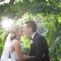 Erin & Grahams Autumn Wedding In The Forest!