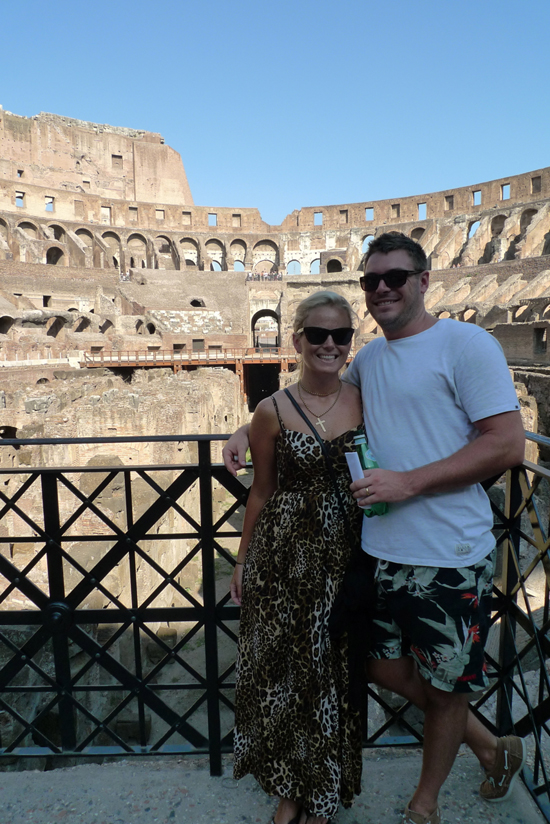L1060197 Honeymoon In Greece, Italy, London and Thailand!