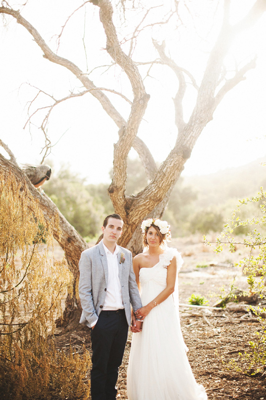 bohemian wedding0171 Erica and Seans Bohemian Californian Wedding