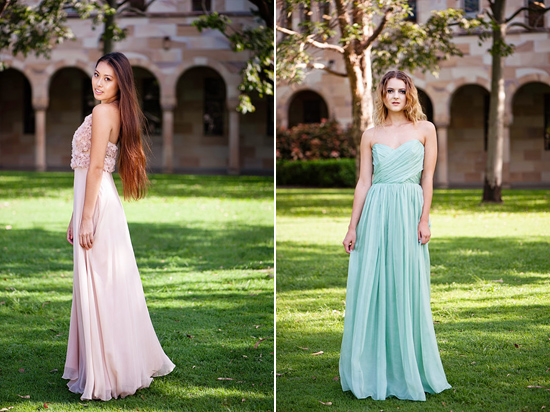 brisbane bridesmaid gowns097 Sentani Bridesmaid Gowns