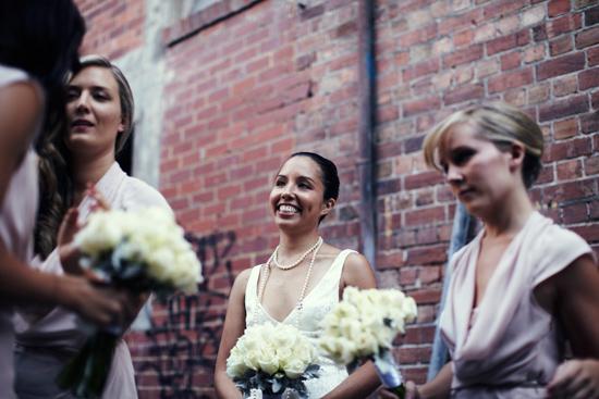 chic melbourne wedding0131 Wedding Day Pearls
