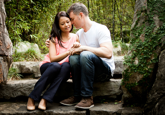 chinese gardens of friendship engagement001 Jenny and Myles Chinese Garden Of Friendship Engagement