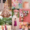 floral fantasy wedding