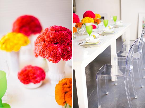 neon wedding inspiration015 Neon Wedding Inspiration
