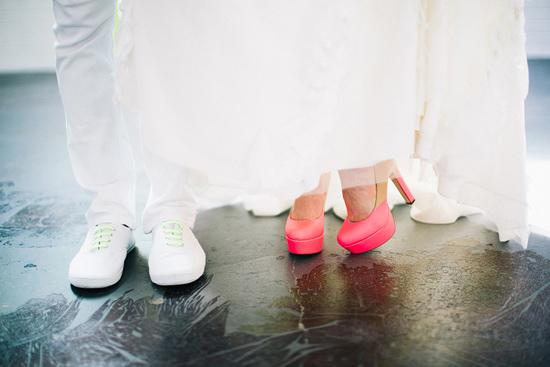 neon wedding inspiration022 Neon Wedding Inspiration