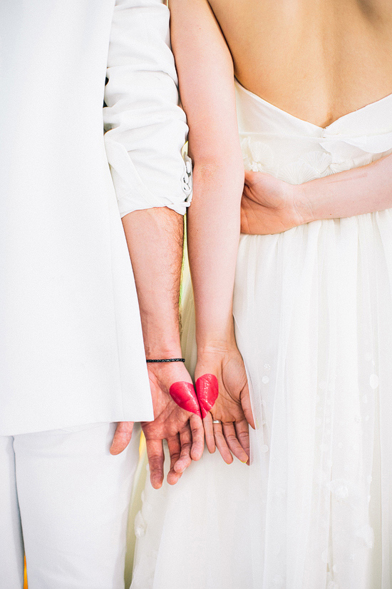 neon wedding inspiration026 Neon Wedding Inspiration