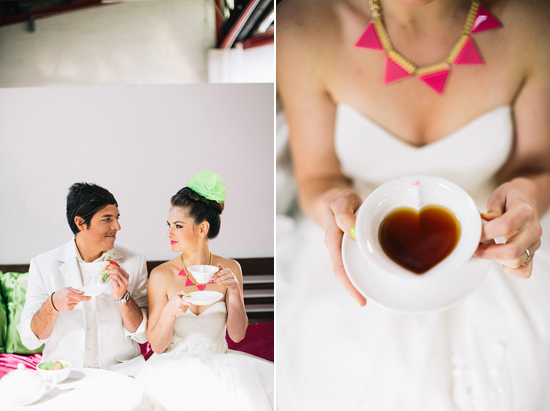 neon wedding inspiration030 Neon Wedding Inspiration