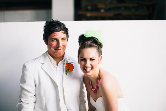 neon wedding inspiration037 Neon Wedding Inspiration