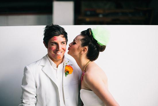 neon wedding inspiration038 Neon Wedding Inspiration