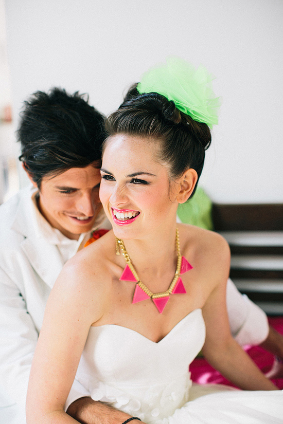 neon wedding inspiration040 Neon Wedding Inspiration