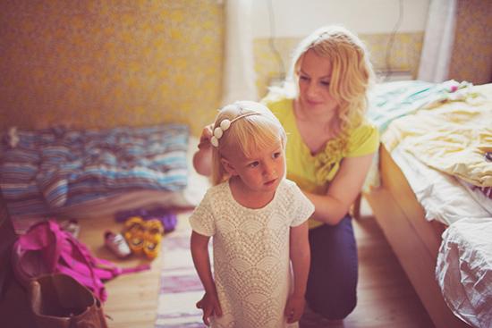 relaxed swedish wedding003 Johanna and Urbans Relaxed Swedish Wedding