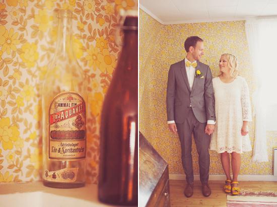 relaxed swedish wedding004 Johanna and Urbans Relaxed Swedish Wedding