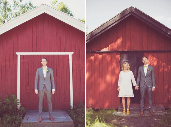 relaxed swedish wedding006 Johanna and Urbans Relaxed Swedish Wedding