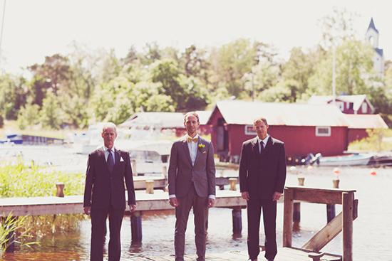 relaxed swedish wedding007 Johanna and Urbans Relaxed Swedish Wedding