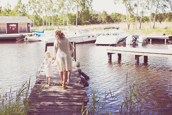 relaxed swedish wedding009 Johanna and Urbans Relaxed Swedish Wedding