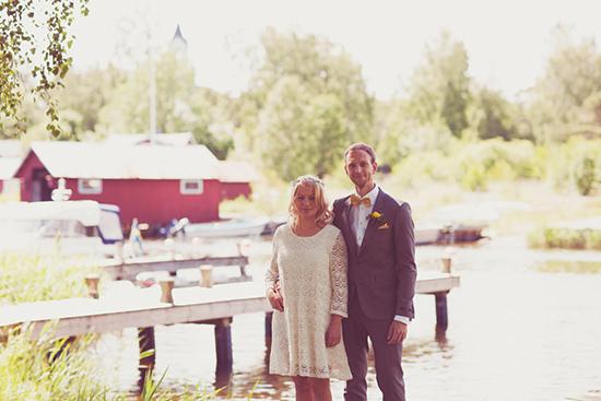 relaxed swedish wedding011 Johanna and Urbans Relaxed Swedish Wedding