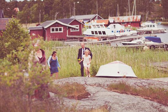 relaxed swedish wedding023 Johanna and Urbans Relaxed Swedish Wedding
